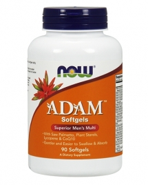 NOW Adam Superior Men's Multiple Vitamin, 180 софтгел