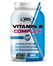 Real Pharm Vitamin B Complex, 90 таб