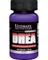Ultimate Nutrition DHEA 25 mg, 100 кап