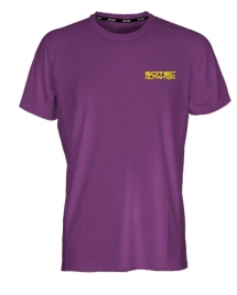 Scitec Nutrition Футболка T-Shirt Girl Technical Violet
