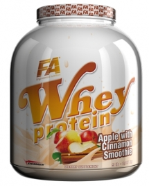 Fitness Authority Whey Protein, 2270 гр
