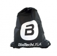 BioTechUSA Сумка-мешок Gym Bag Black