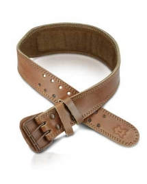 IronMaxx Пояс Premium Lifting Belt Dark Brown