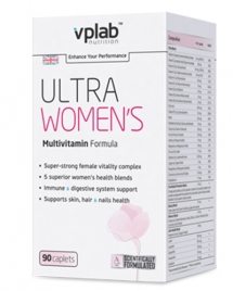 VP Lab Ultra Women's Multivitamin, 180 кап