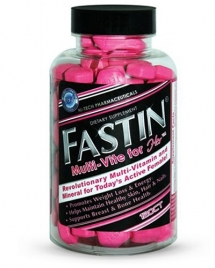Hi-Tech Pharma Fastin Multi-Vite for Her, 120 кап
