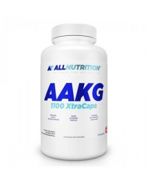 All Nutrition AAKG Xtra Caps 120 кап