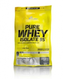 Olimp Pure Whey Isolate 95, 600 гр