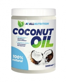 All Nutrition Coconut Oil Unrefined, 500 мл
