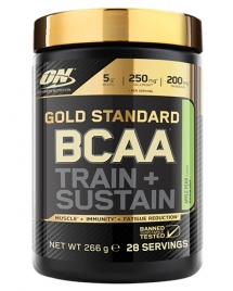Optimum Nutrition BCAA Gold Standard 280 гр