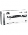 Fitness Authority Arginine AKG 1250, 120 таб