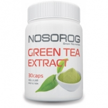 Nosorog Nutrition Green Tea + Vit C 30 капс