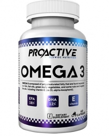ProActive Omega 3 60 кап