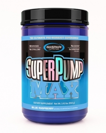 Gaspari Nutrition SuperPump Max, 640 гр (40 пор)