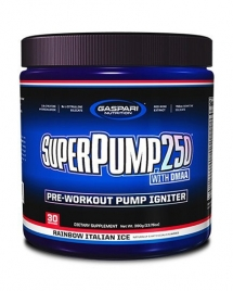 Gaspari Nutrition Super Pump 250, 390 гр (30 пор)