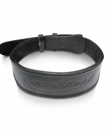 IronMaxx Пояс Premium Lifting Belt Black