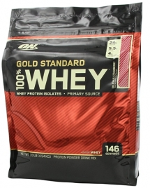 Optimum Nutrition 100% Whey Gold Standard (EU) 4540 гр