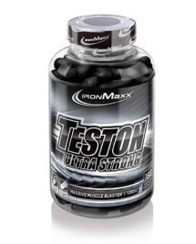 IronMaxx Teston Ultra Strong, 90 кап