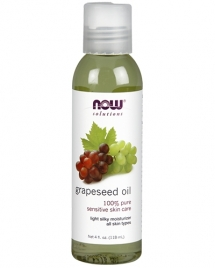 NOW Grapeseed Oil, 118 мл