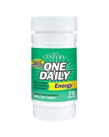 21st Century One Daily Energy, 75 таб