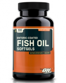 Optimum Nutrition Fish Oil Softgels (EU) 200 кап